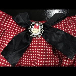 Disney Bottoms - Halloween 🎃 Disney Minnie Mouse Girls Skirt